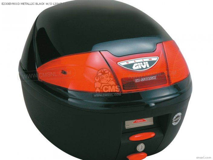 E230EN901D METALLIC BLACK W/O LIGHT