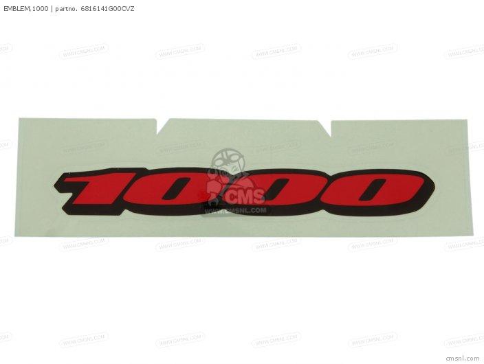 Emblem,1000 photo