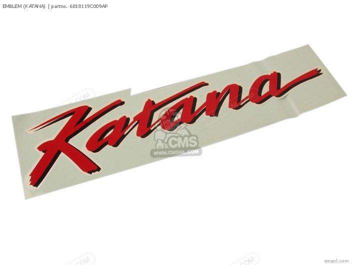 Emblem (katana) photo