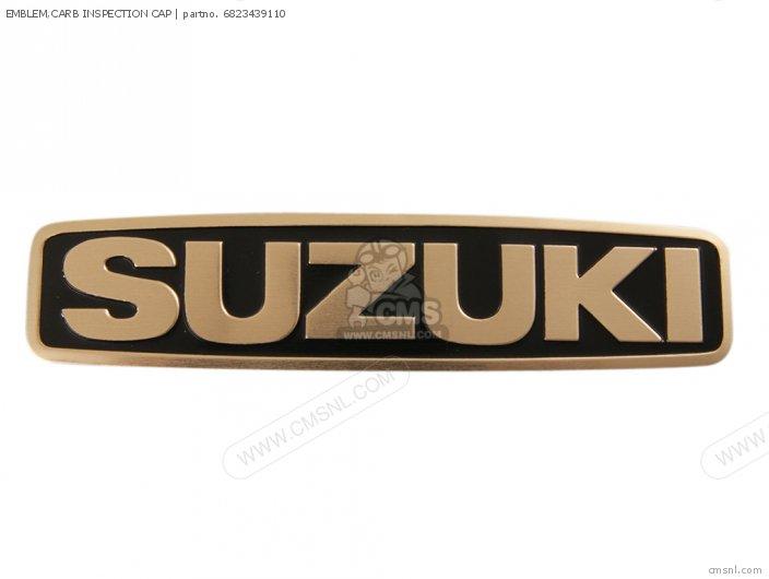 Emblem, Carb Inspection Cap photo