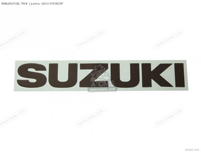 Emblem, Fuel Tank photo