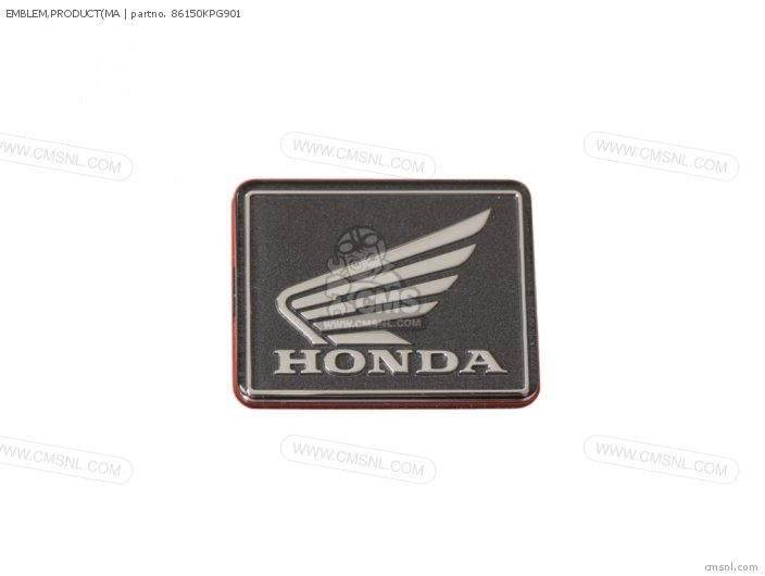 Emblem, Product(ma photo