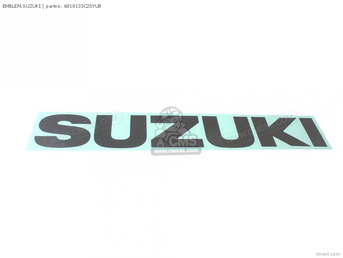 Emblem, Suzuki photo
