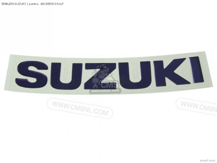 Emblem, Suzuki photo