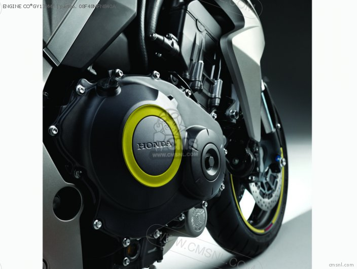 Cb1000r Acces 2009 9 Engine Co gy139m