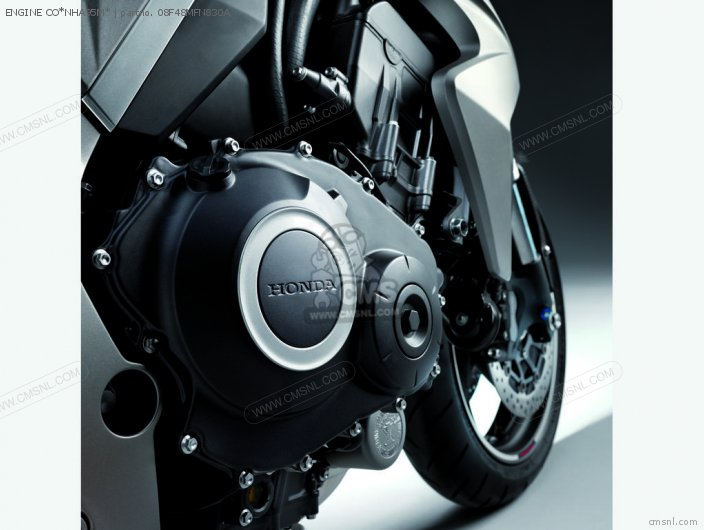 Cb1000r Acces 2009 9 Engine Co nha95m