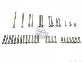 ENGINE SCREW SET CB500/550 (NON O.E. ALTERNATIVE)