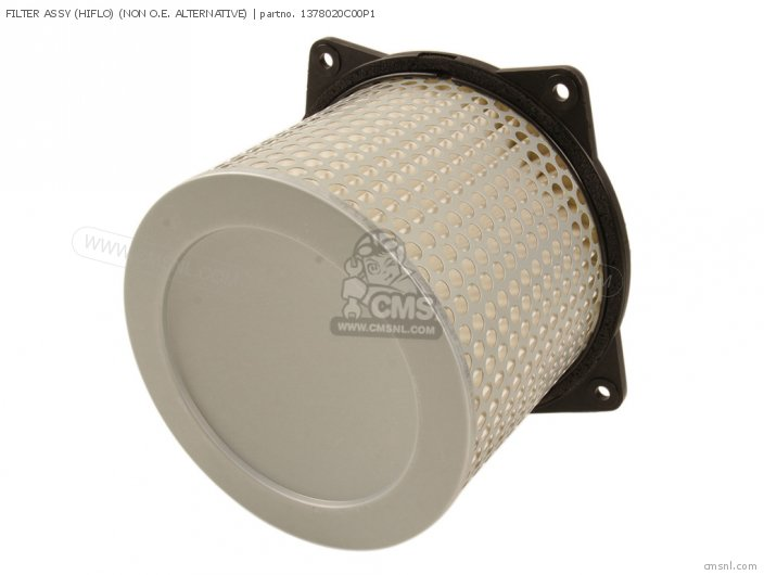 Filter Assy (hiflo) (non O.e. Alternative) photo