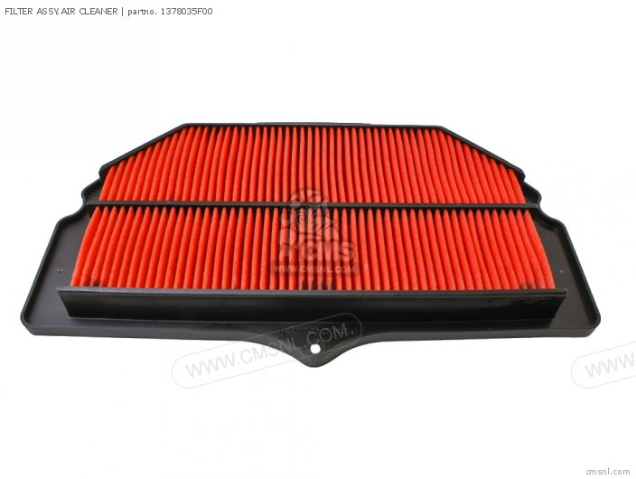 Filter Assy, Air Cleaner photo