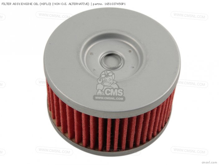 Filter Assy, Engine Oil (hiflo) (non O.e. Alternative) photo