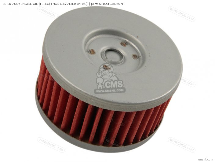 Filter Assy, Engine Oil (hiflo) (non O.e. Alternative) photo
