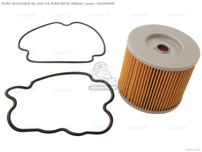Filter Assy, Engine Oil (non O.e.alternative) (meiwa) photo
