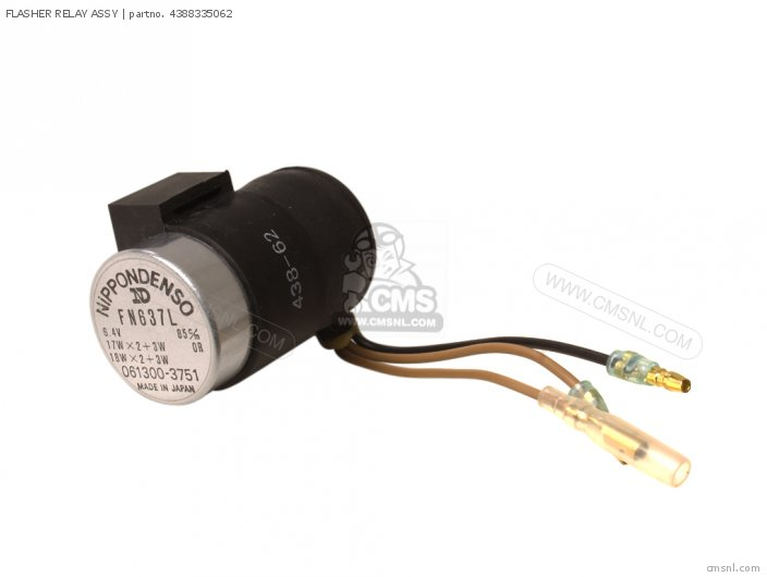 FLASHER RELAY ASSY
