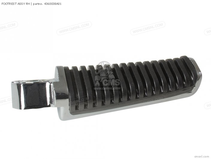 Footrest Assy Rh photo