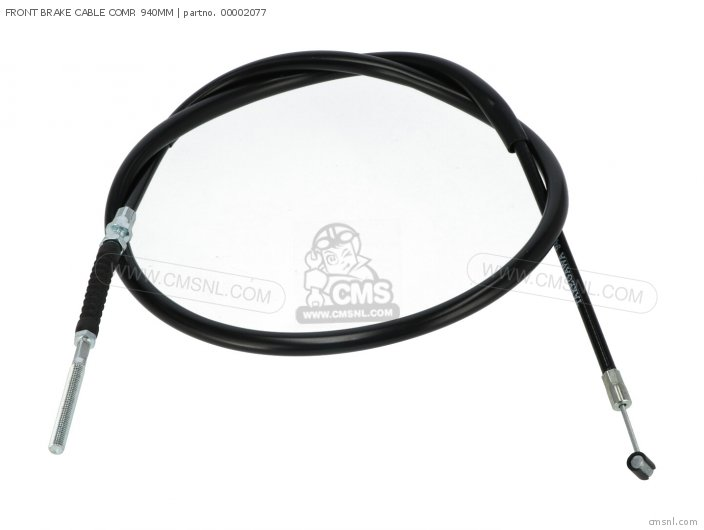 Front Brake Cable Comp. 940mm photo