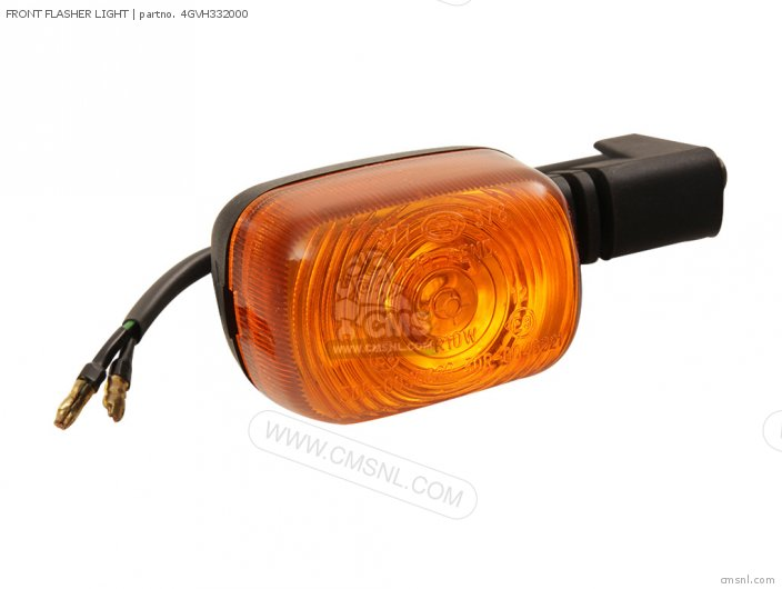 FRONT FLASHER LIGHT
