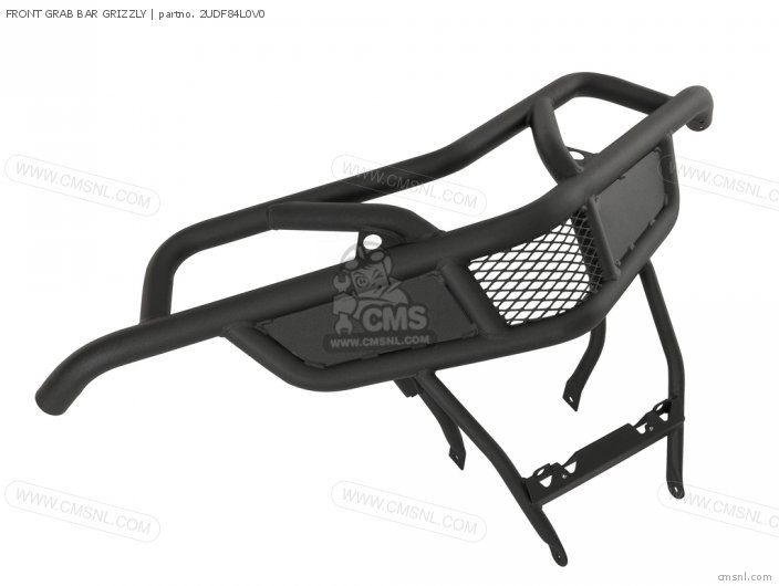 FRONT GRAB BAR GRIZZLY