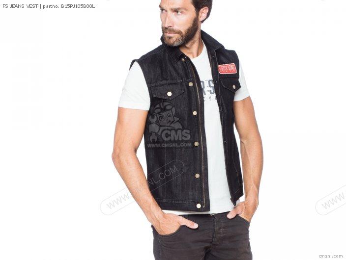 Apparel Fs Jeans Vest