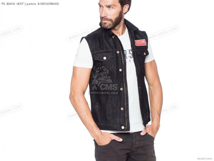 Fs Jeans Vest photo