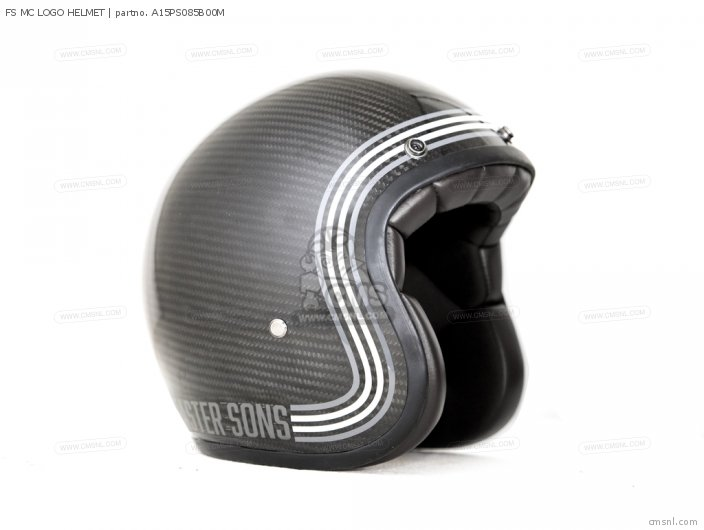 Apparel Fs Mc Logo Helmet