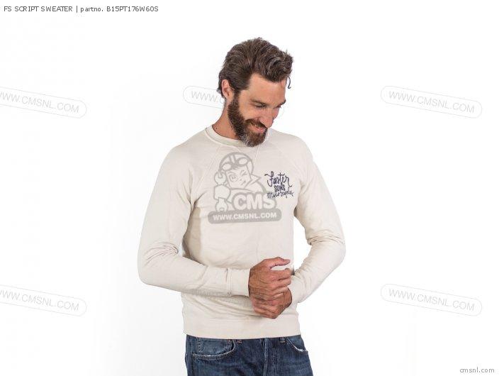 Fs Script Sweater photo