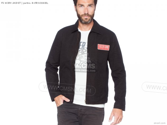 Apparel Fs Work Jacket