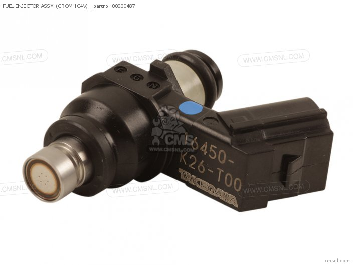 Fuel Injector Assy. (grom 1c4v) photo