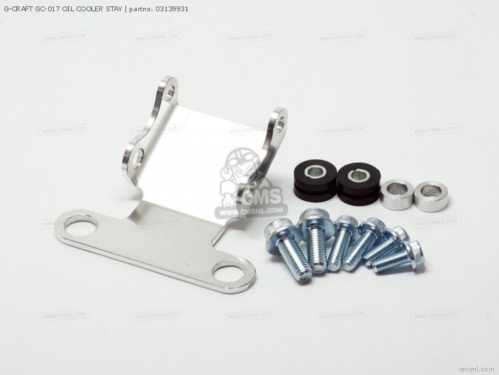 G-CRAFT GC-017 OIL COOLER STAY