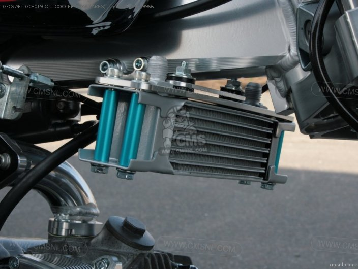 G-CRAFT GC-019 OIL COOLER STAY (ARES)