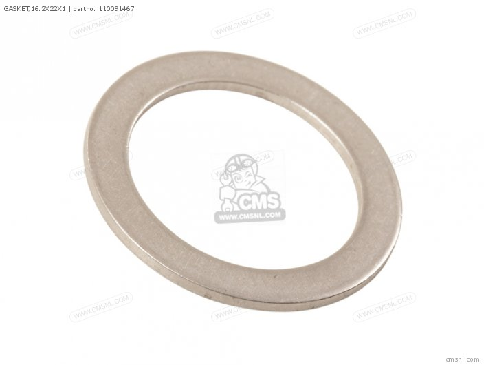 Gasket,16.2x22x1 (nas) photo