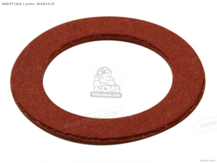 Gasket (663) (nas) photo