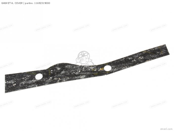 GASKET A, COVER