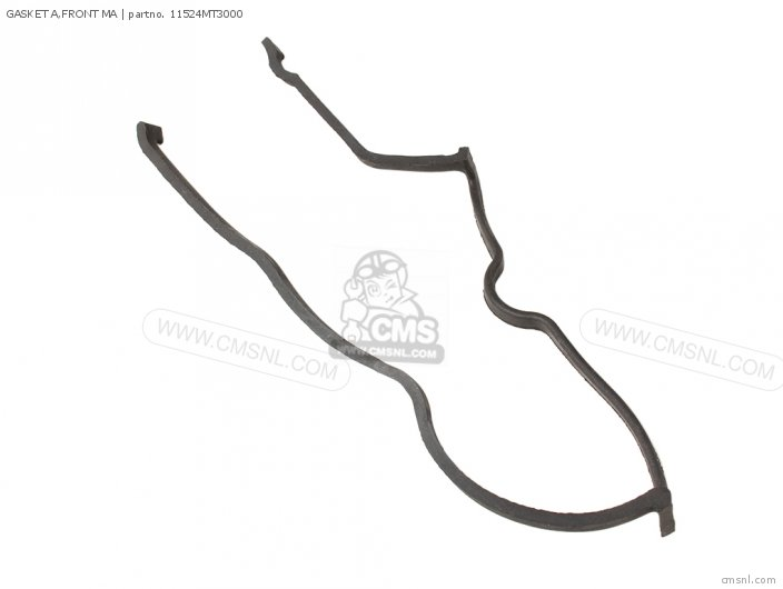 GASKET A,FRONT MA