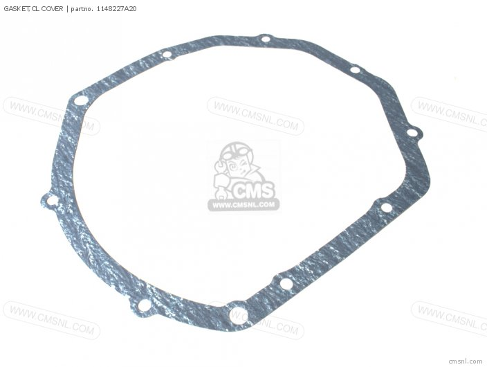 GASKET CL COVER NAS