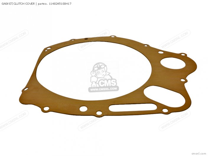 GASKET CLUTCH COVER NA