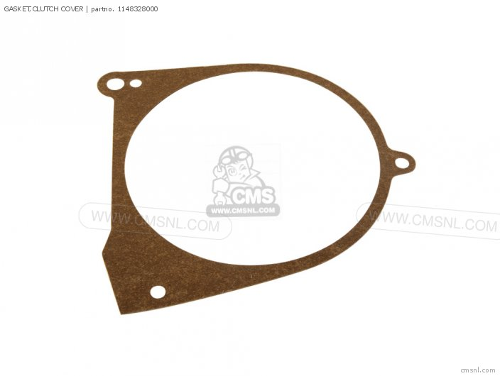 GASKET,CLUTCH COVER