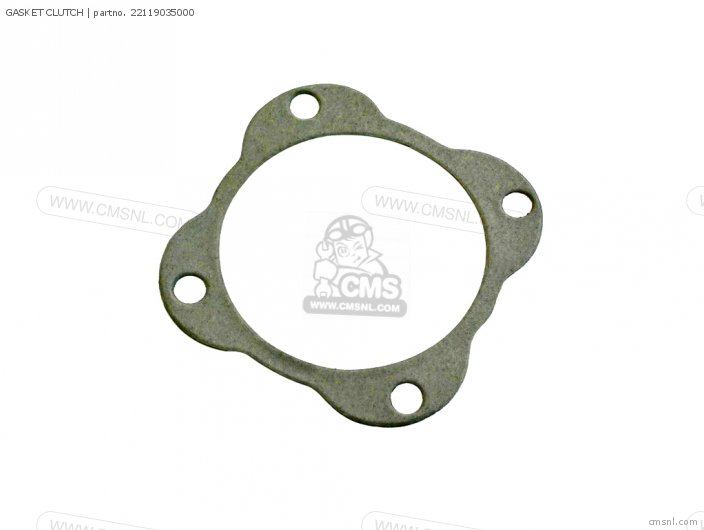 Gasket Clutch (nas) photo