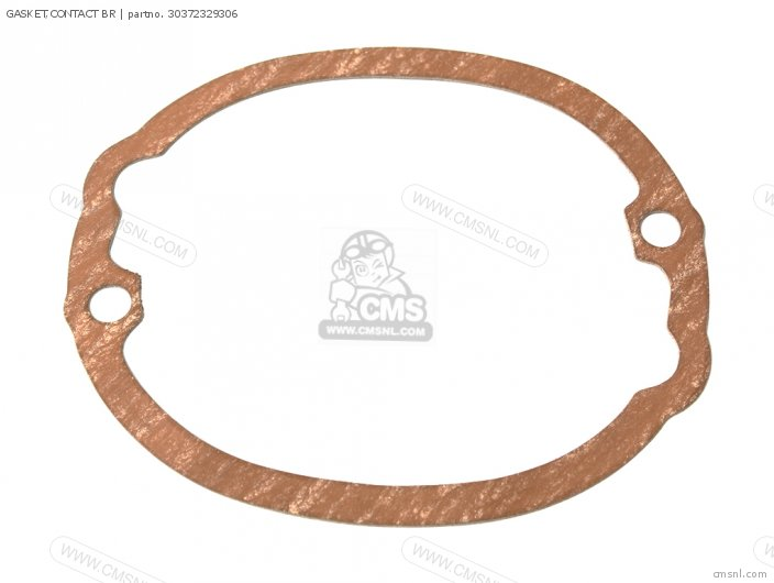 GASKET,CONTACT BR