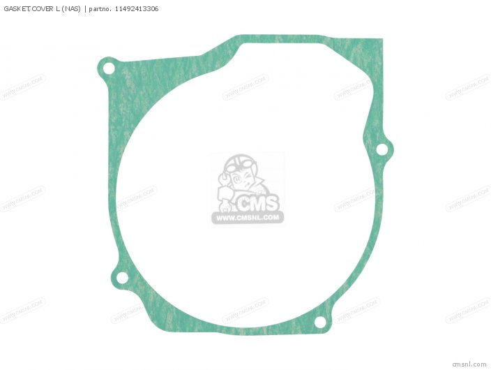 GASKET,COVER L