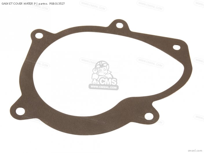 GASKET COVER WATER P
