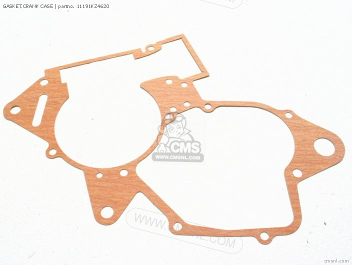 Cr125r 1990 Usa Gasket crank Case
