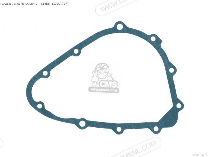 GASKET ENGINE COVER L