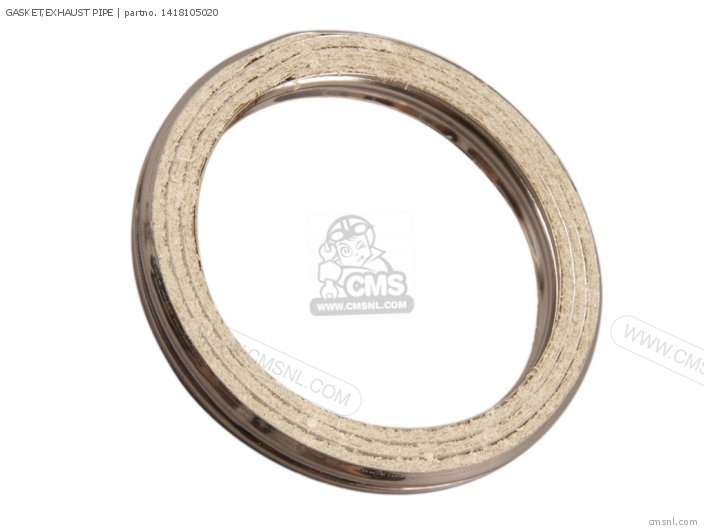 GASKET EXHAUST PIPE NAS