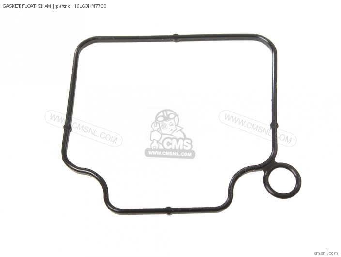 GASKET,FLOAT CHAM