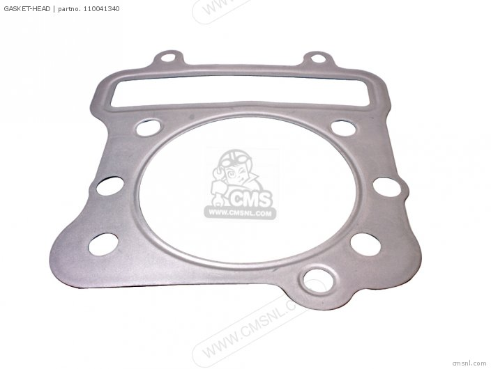 1997 B10  Klf300 north America Gasket-head