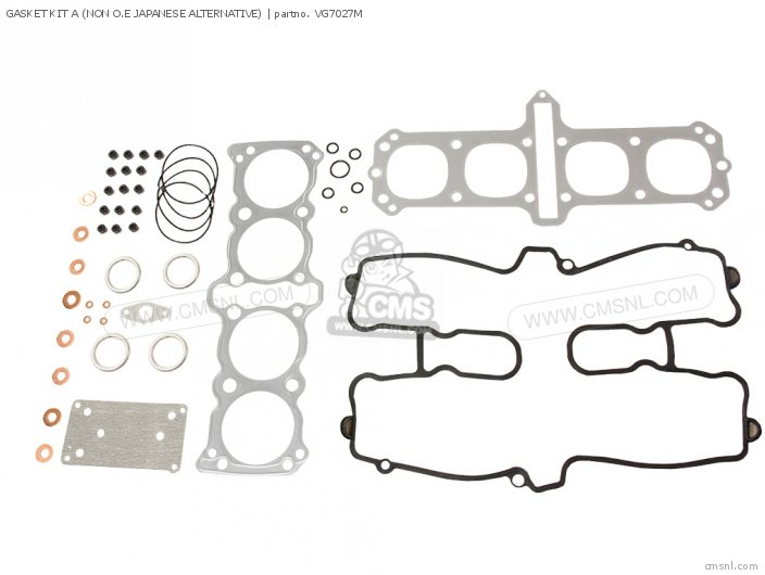 Gasket Kit A (non O.e Japanese Alternative) (nas) photo