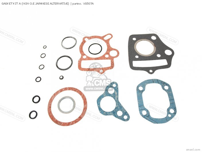 Gasket Kit A (non O.e Japanese Alternative) photo