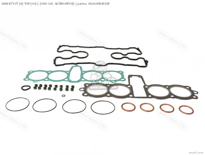 Cb1100f Super Sport Usa Gasket Kit a Top n e  Brand Reprocution