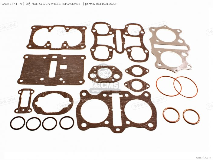 GASKET KIT A TOP NON O E  JAPANESE REPLACEMENT