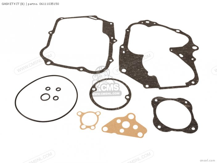 Gasket Kit (b) (mca) photo